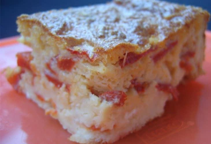 Cake-poivrons