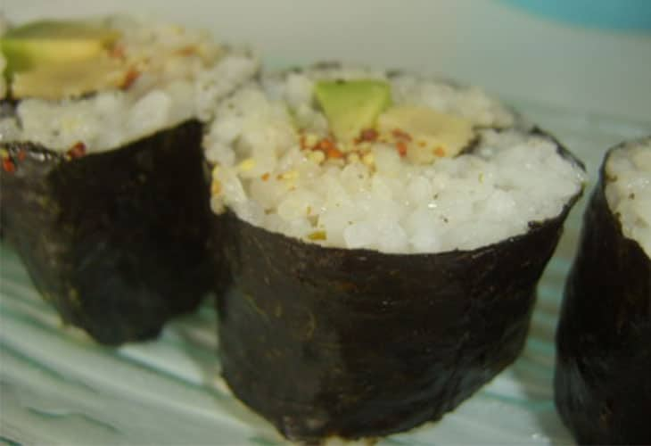 sushi-vegetarien