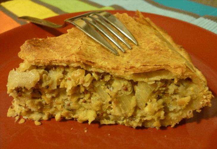 recette-tourte-vegetarienne
